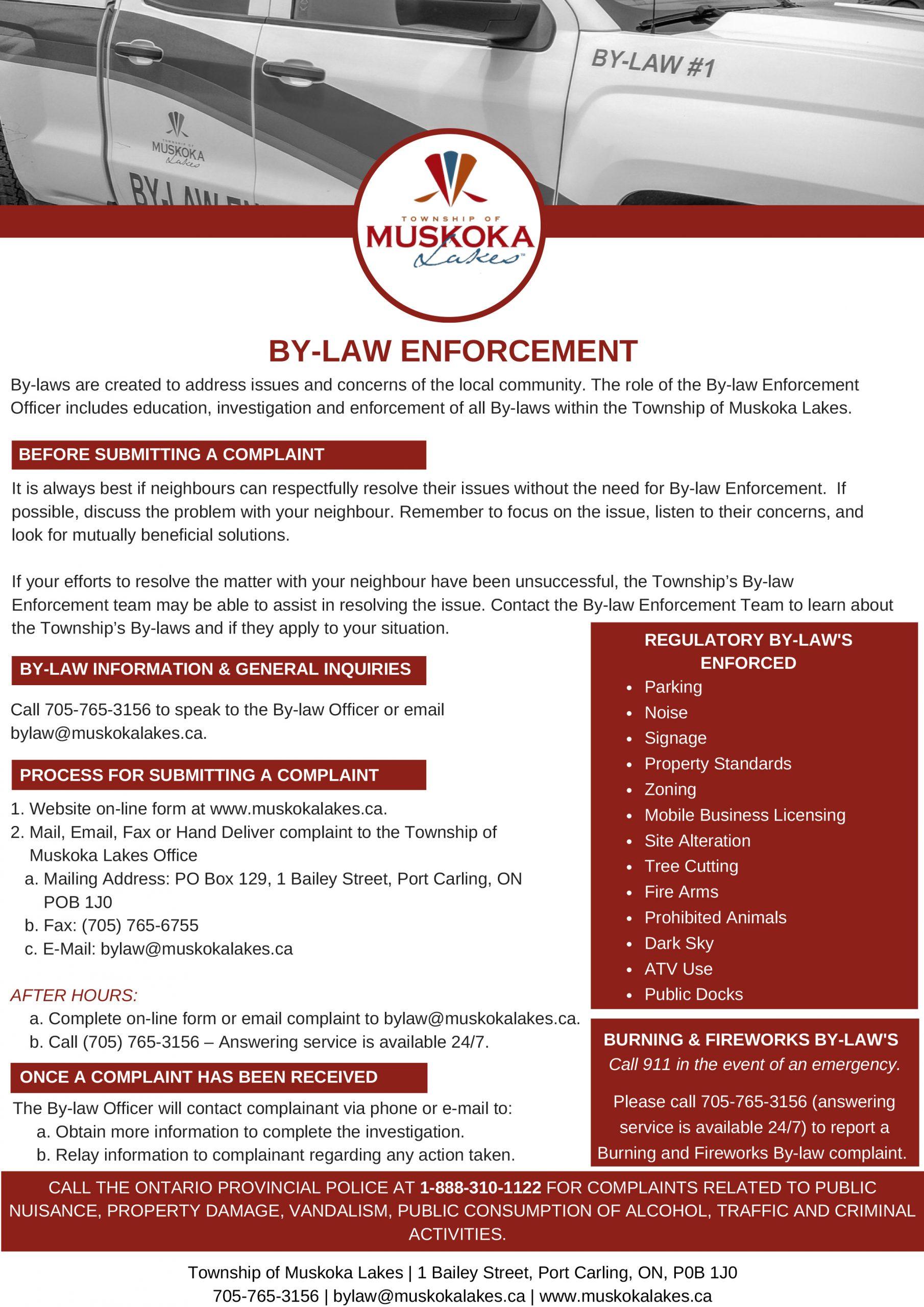 bylaw FAQ